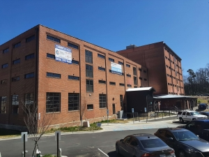 Image of Printworks Mill Storage Facility at 1702 Fairview Street  Greensboro, NC