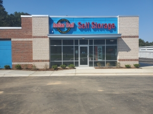 Image of Indian Trail Self Storage Facility at 5217 Indian Trail Fairview Road  Indian Trail, NC