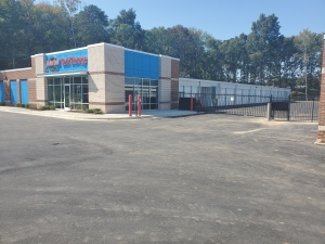 Image of Indian Trail Self Storage Facility on 5217 Indian Trail Fairview Road  in Indian Trail, NC - View 2