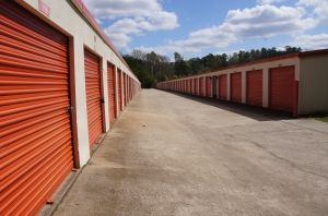 Image of A-1 Mini Storage and Uhaul of Lawrenceville Facility on 470 West Pike Street  in Lawrenceville, GA - View 3