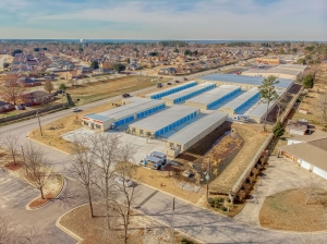Image of Blue Sky Storage Grovetown Facility at 659 East Robinson Avenue  Grovetown, GA