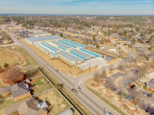 Image of Blue Sky Storage Grovetown Facility on 659 East Robinson Avenue  in Grovetown, GA - View 4