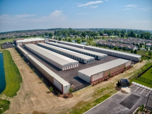 Image of Union Chapel Storage Facility on 10911 Greenfield Avenue  in Noblesville, IN - View 2
