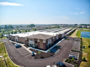 Image of Union Chapel Storage Facility on 10911 Greenfield Avenue  in Noblesville, IN - View 3