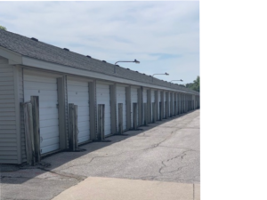 Image of Old Mill Self Storage - 120th & Blondo Facility on 1620 Papillion Parkway  in Omaha, NE - View 2