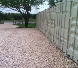 Image of Riverside Arts District Storage Facility on 1720 Watauga Road  in Fort Worth, TX - View 2