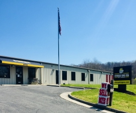 Image of Storage King USA - 046 - Roanoke, VA - Berkley Rd NE Facility at 201 Berkley Road Northeast  Roanoke, VA
