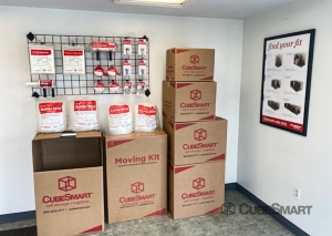 Image of CubeSmart Self Storage - PA Philadelphia Aramingo Ave Facility on 4391 Aramingo Avenue  in Philadelphia, PA - View 3
