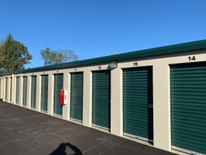 Image of Ameristor Self Storage Westfield Facility on 16156 Spring Mill Road  in Westfield, IN - View 2