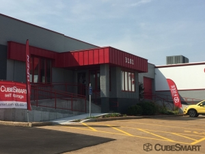 Image of CubeSmart Self Storage - MO St Louis Kingshighway Blvd Facility on 3181 South Kingshighway Boulevard  in St. Louis, MO
