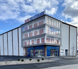 Image of 10X Self Storage Worcester Facility on 40 Pullman Street  in Worcester, MA - View 2