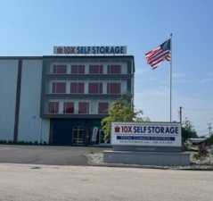 Image of 10X Self Storage Worcester Facility at 40 Pullman Street  Worcester, MA