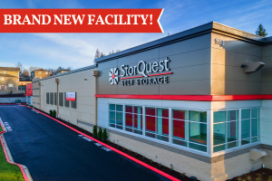 Image of StorQuest - Lake Stevens / State Hwy Facility on 1113 Washington 204  in Lake Stevens, WA