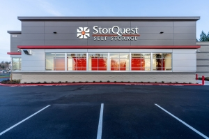 Image of StorQuest - Lake Stevens / State Hwy Facility on 1113 Washington 204  in Lake Stevens, WA - View 2
