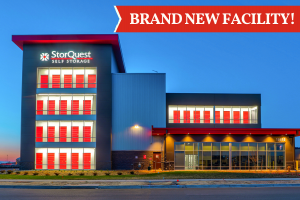 Image of StorQuest - Denver / 60th Facility at 18815 East 60th Avenue  Denver, CO