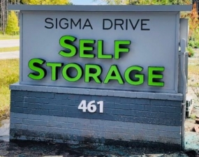 Image of Sigma Drive Self Storage Facility on 461 Sigma Drive  in Summerville, SC - View 3