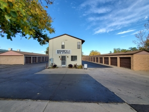 Image of Broomfield Mini Storage Facility on 11891 Teller Street  in Broomfield, CO - View 2
