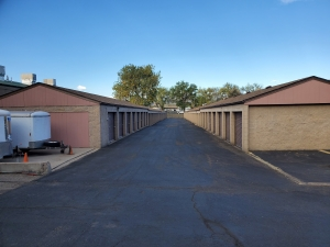 Image of Broomfield Mini Storage Facility on 11891 Teller Street  in Broomfield, CO - View 3
