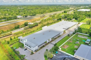 Image of All Aboard Storage - Sanford Depot Facility on 2728 West 25th Street  in Sanford, FL - View 2