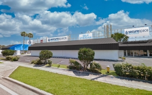 Image of SecureSpace Self Storage Clearwater Facility at 16809 Us Highway 19 North  Clearwater, FL