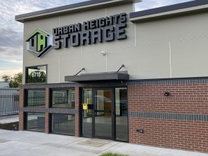Image of Urban Heights Storage Facility at 6715 Hickman Road  Des Moines, IA