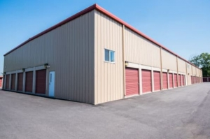 Image of Storage Rentals of America - Cumberland - Industrial Rd Facility on 95 Industrial Road  in Cumberland, RI - View 2