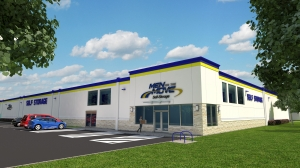 Image of Men On The Move Self-Storage Facility at 960 Grand Boulevard  Deer Park, NY