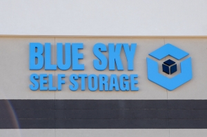 Image of Blue Sky Self Storage- Erie Facility on 1012 Carbon Court  in Erie, CO - View 2