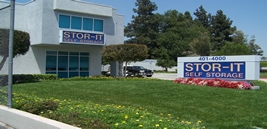 Image of Stor-It Downey Facility on 9641 Imperial Hwy  in Downey, CA - View 2