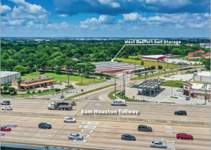 Image of Premium Storage - West Bellfort Facility on 9831 West Bellfort Boulevard  in Houston, TX - View 4