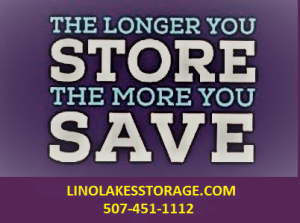 Image of Lino Lakes Storage Facility on 440 Park Court  in Lino Lakes, MN - View 2