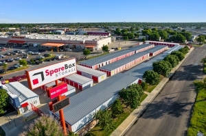 SpareBox Storage – Amarillo – Blackburn St - Photo 1