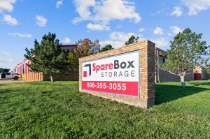 SpareBox Storage – Amarillo – Hardy St - Photo 4