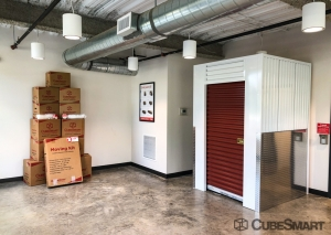 Image of CubeSmart Self Storage - TN Brentwood - Wilson Pike Circle Facility on 263 Wilson Pike Circle  in Brentwood, TN - View 2
