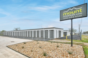 Image of Mount Storage - Seguin Facility at 1419 Fleming Drive  Seguin, TX