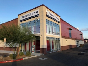 Image of Prime Storage - Phoenix E. Indian School Road Facility on 2020 East Indian School Road  in Phoenix, AZ