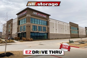 Image of All Storage - Presidio - (@Presidio Towne Crossing & I35) - 2435 Presidio Vista Dr. Facility at 2435 Presidio Vista Drive  Fort Worth, TX