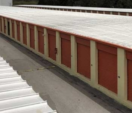 Image of Store Space Self Storage - #1045 Facility on 5907 West Linebaugh Avenue  in Tampa, FL - View 2