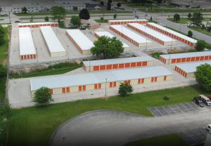 Image of Storage Rentals of America - Oak Creek - W Rawson Ave Facility at 1019 West Rawson Avenue  Oak Creek, WI