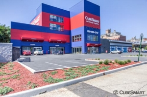 Image of CubeSmart Self Storage - NY Bronx Broadway Facility at 5740 Broadway  Bronx, NY