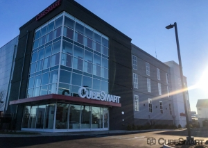 Image of CubeSmart Self Storage - NY Lynbrook Merrick Road Facility at 14 Merrick Road  Lynbrook, NY