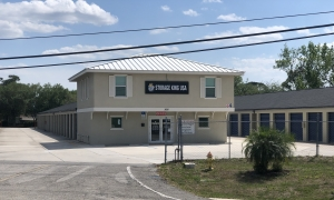 Image of Storage King USA - 075 - Cocoa, FL - W. King St Facility at 3835 West King Street  Cocoa, FL