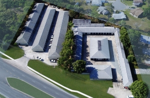 Image of Storage King USA - 075 - Cocoa, FL - W. King St Facility on 3835 West King Street  in Cocoa, FL - View 4