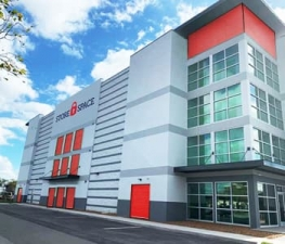 Image of Store Space Self Storage - #1043 Facility at 1517 East Fowler Avenue  Tampa, FL