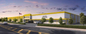 Image of Safeguard Self Storage - Nanuet, NY Facility on 20 North Middletown Road  in Nanuet, NY - View 2