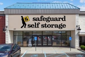 Image of Safeguard Self Storage - Nanuet, NY Facility at 20 North Middletown Road  Nanuet, NY