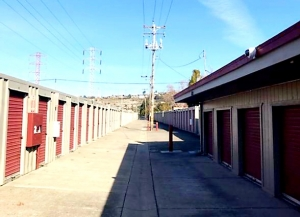 Image of Central Self Storage - San Leandro Facility on 13760 East 14th Street  in San Leandro, CA - View 2