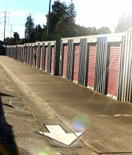 Image of Central Self Storage - San Leandro Facility at 13760 East 14th Street  San Leandro, CA