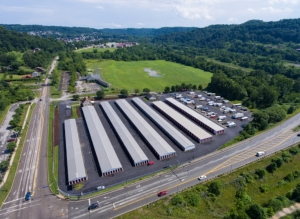 Image of Storage Sense - Monroeville Facility on 4400 Broadway Boulevard  in Monroeville, PA - View 2