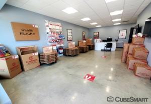 Image of CubeSmart Self Storage - TX Dallas Lone Star Facility on 2500 Lone Star Drive  in Dallas, TX - View 2